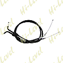 YAMAHA COMPLETE TDM850 1991-1995 THROTTLE CABLE