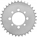 801-37 REAR SPROCKET SUZUKI LT50 84-90, LT-A50 02-05, AP50 75-78