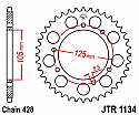 1134-48 REAR SPROCKET CARBON STEEL
