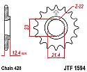 1594-15 FRONT SPROCKET CARBON STEEL
