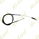 SUZUKI CP50 1985-1991, SUZUKI CP80 1985-1993 REAR BRAKE CABLE