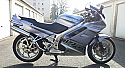 """Honda VFR750 FL to FP 1989 to 1993 ( RC36) Exhaust to Silencer HIGH LEVEL Link Pipe 50.8mm (2"""")"""