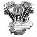 H/D FL, FLH, FLT, FX ENGINE SH 93 SHOVELHEAD ALTERNATOR/GENERATOR BLACK