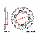 245/2-42 REAR SPROCKET CARBON STEEL