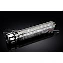 410mm x 80mm BULL NOSE BAFFLE FOR CUSTOM SILENCER