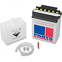 CAN-AM/ BRP RALLY 200 2X4 2004-2006 BATTERY CONVENTIONAL 12V 14 AH 175A 3.6 KG 134.94 MM X 88.9 MM X 176.21 MM WHITE (YB14A-A2)