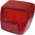 Honda C50,C70,C90 Cub REAR LIGHT LENS.