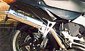 VFR800 FW/FX/FY/Fi1 HONDA (RC46A) SILENCER Hi-LEVEL ROAD LEGAL