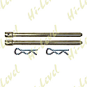 BRAKE PAD PIN SET AS FITTED TO 330068