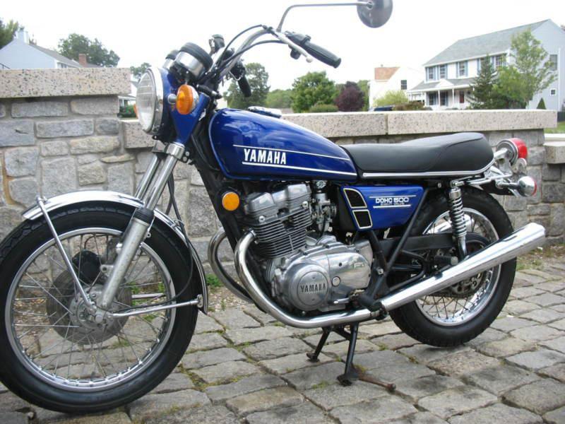 YAMAHA TX500A (73-74) PARTS