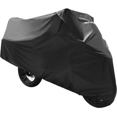MOTORCYCLE COVERS & SECURITY