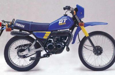 YAMAHA DT50MX (1RE FRANCE) TRAIL (86-91) PARTS