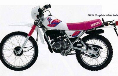 YAMAHA DT50MX (3TG2/4ET1/4ETR1 SWE/HOL/UK) TRAIL (92-95) PARTS