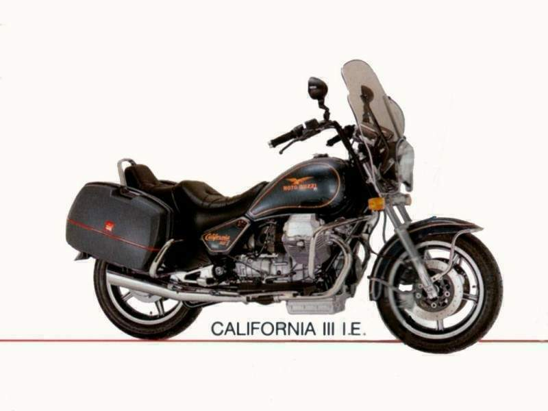 MOTO GUZZI CALIFORNIA 1000ie III PARTS