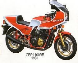 HONDA CB1100RB PARTS