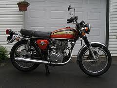 HONDA CB450T DOHC 1974-1978 PARTS