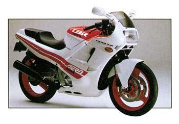HONDA CBR600 AERO FH-FL (PC19/20/23) 1986-1989 PARTS