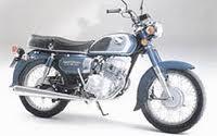 HONDA CD200 BENLY 1974- PARTS