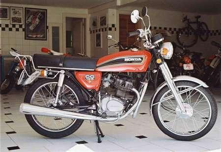 HONDA CG125 KB, C, E, F, J JAP MODELS 1980-1990 PARTS