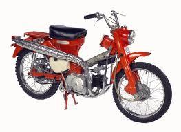 HONDA CT90 1966-1968 PARTS
