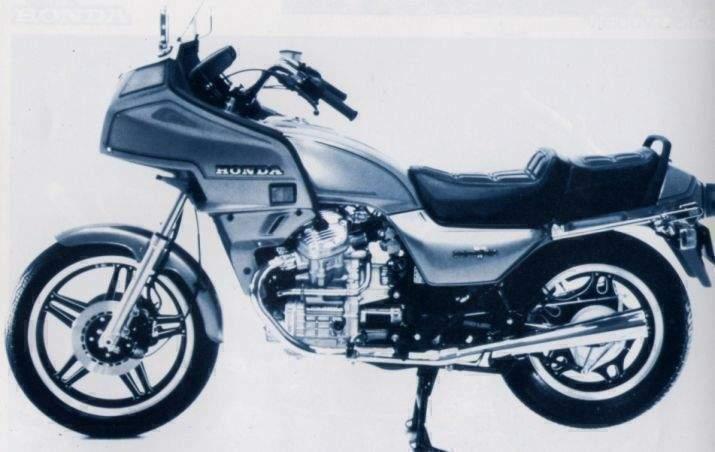 HONDA GL500 SILVERWING PARTS