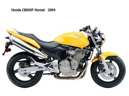 HONDA CB600F HORNET 1998-2002 PARTS