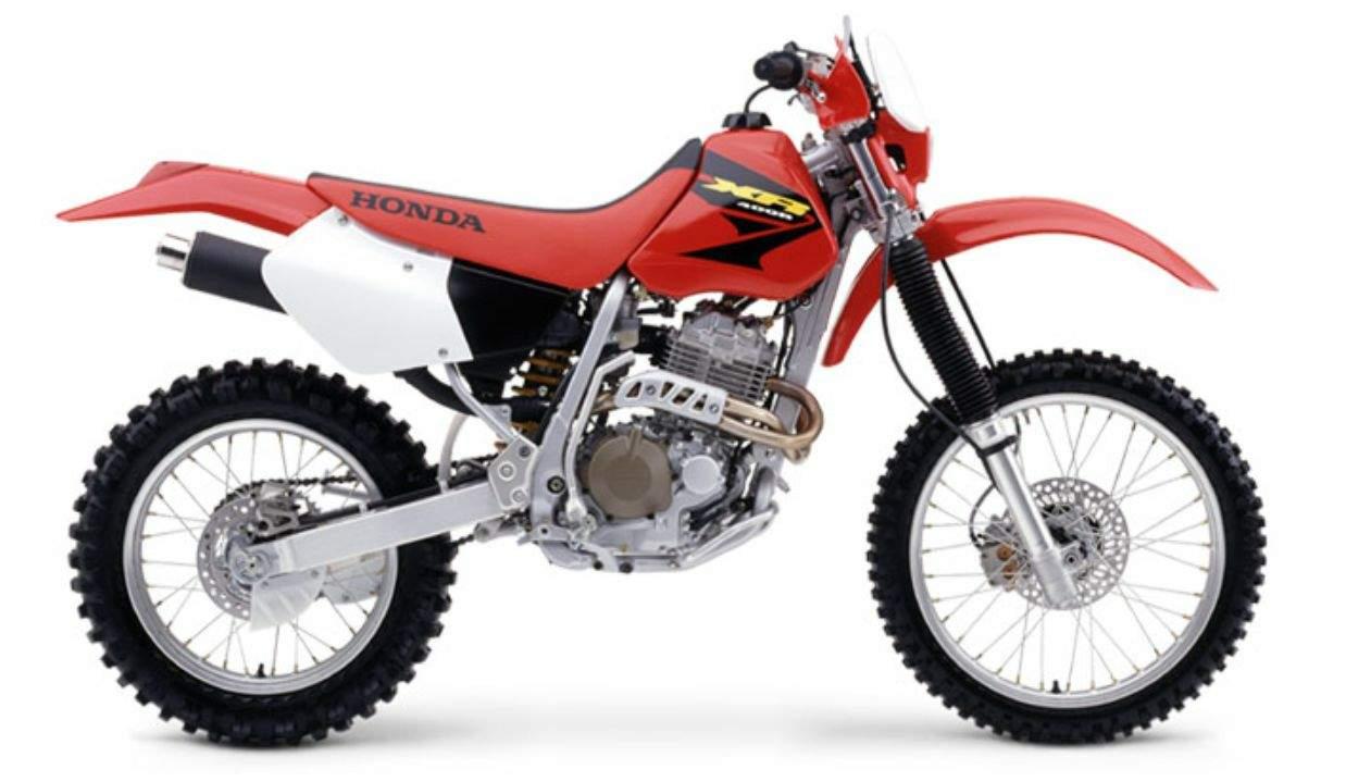 HONDA XR400R PARTS