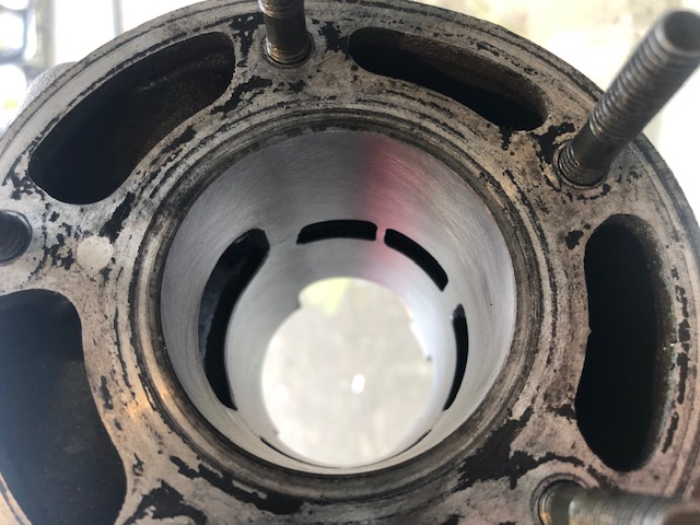 RE-BORE SERVICE, CYLINDER RE-BORING
