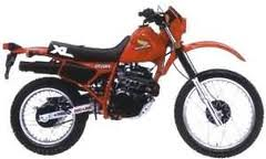 HONDA XL250R 1982-1987 (MD11) PARTS