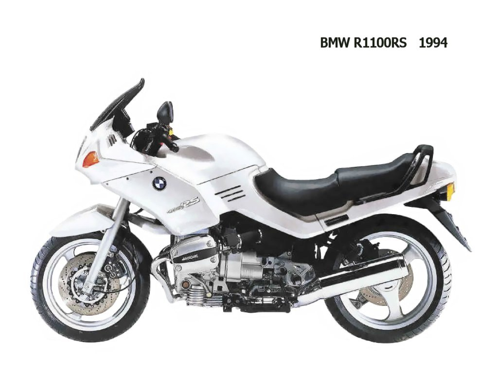 BMW R1100RS & RT PARTS