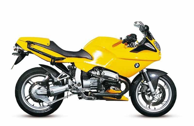 BMW R1100S 1999-2005 PARTS