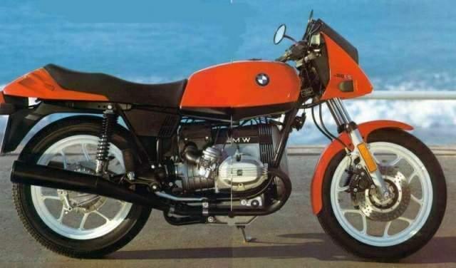 BMW R65LS PARTS