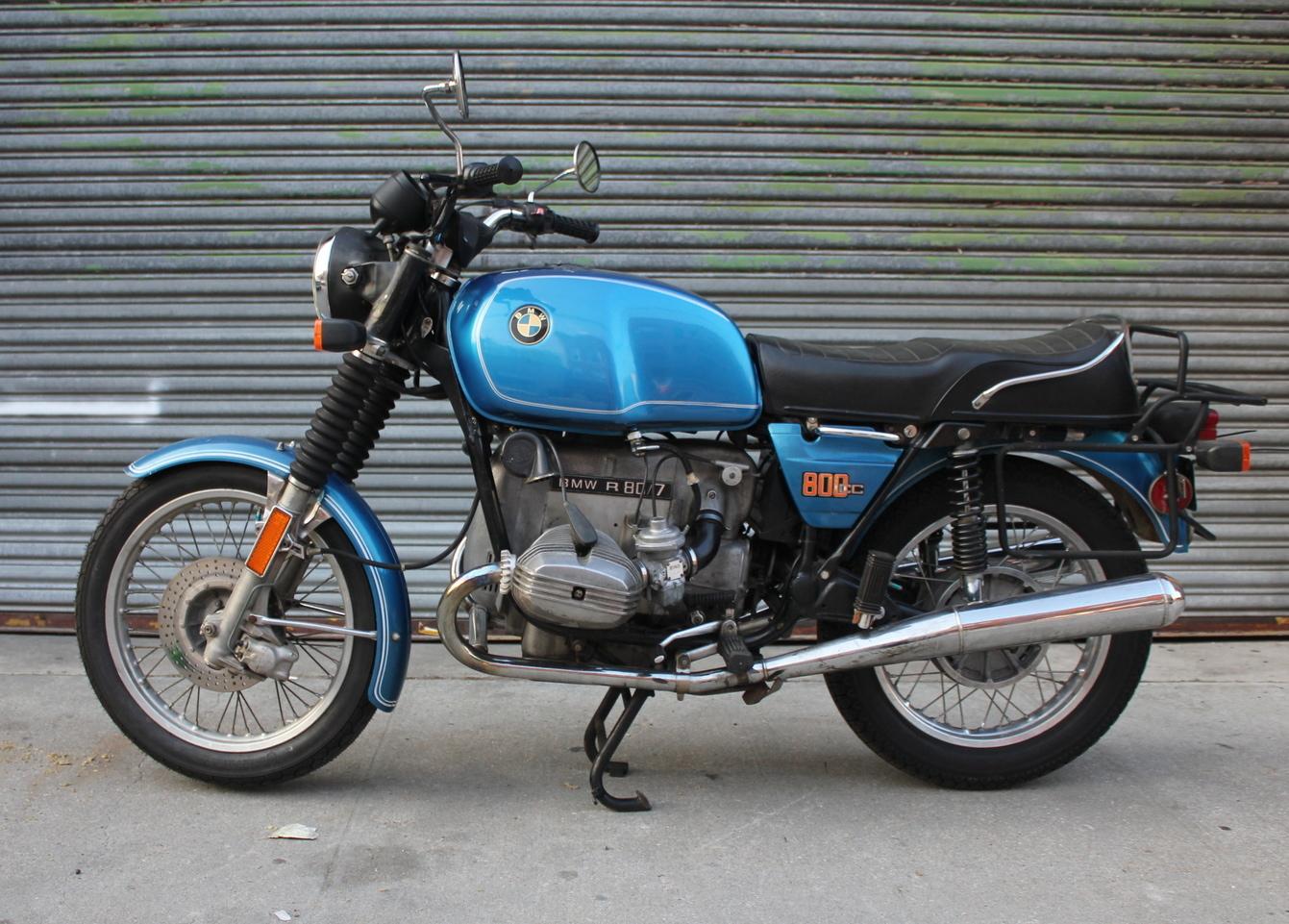 BMW R80 5-6-7 PARTS