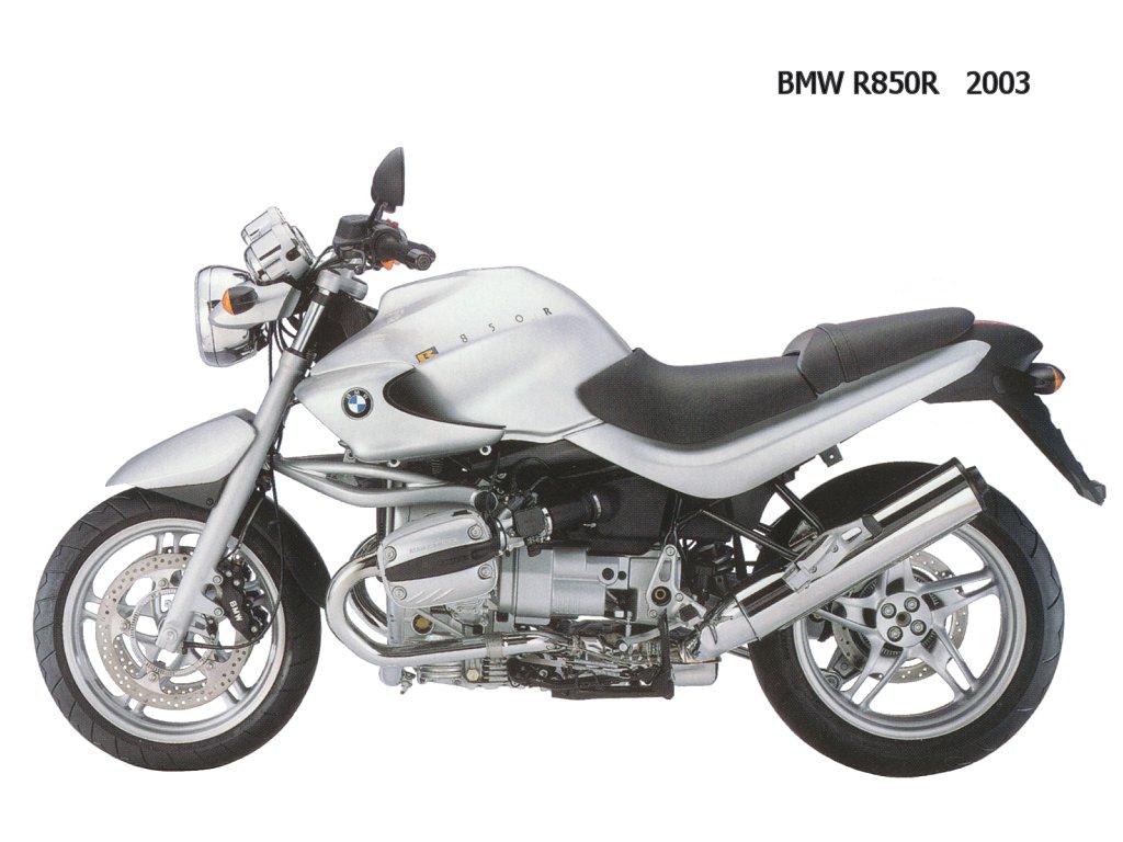 BMW R850R PARTS