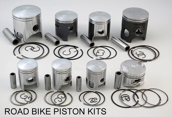APRILIA PISTONS, ARE NOW LISTED UNDER EACH BIKE