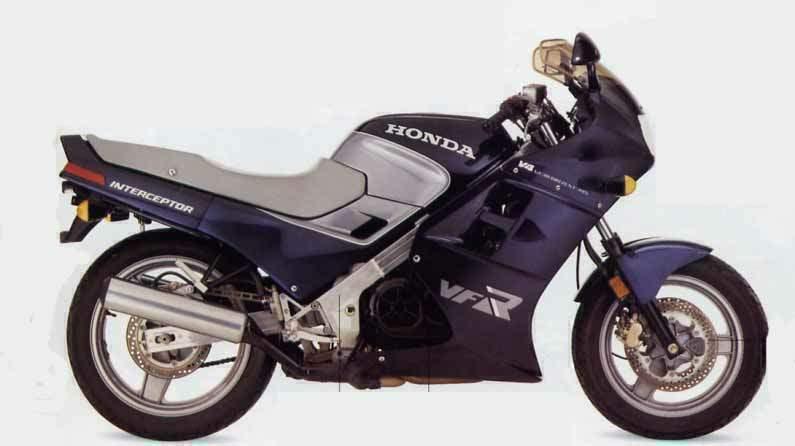 HONDA VFR700F INTERCEPTOR PARTS