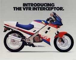 HONDA VFR750FG/K 1986-1988 RC24 PARTS