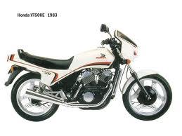 HONDA VT500 (not shadow) PC11 PARTS