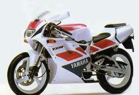 YAMAHA TZR125R (93-97) PARTS