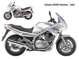 YAMAHA XJ900 S & F DIVERSION (94-03) PARTS