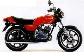 YAMAHA RD400 (76-78) PARTS