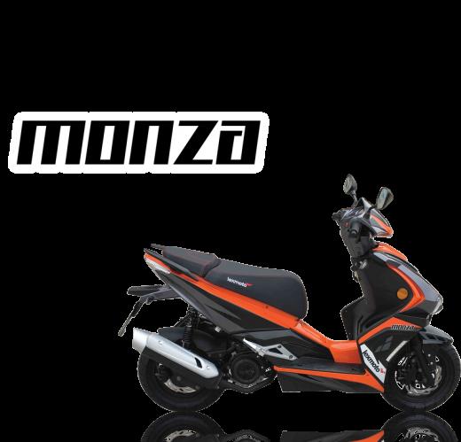 MONZA EFI 125 ZN125T-34 PARTS
