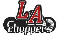 H/D LA CHOPPERS EXHAUST MUFFLER