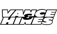 H/D VANCE & HINES EXHAUST PARTS