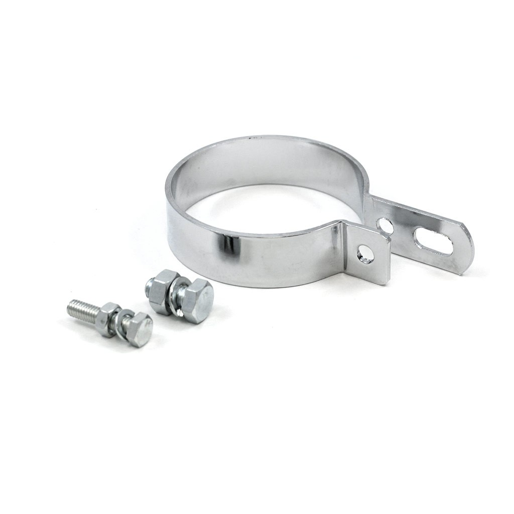EXHAUST BRACKETS & CLAMPS