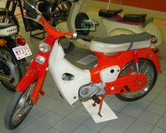 HONDA CA100 1962-1970 PARTS