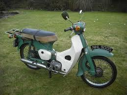 HONDA C50 1967-1977 PARTS