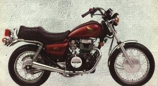 HONDA CM450E PARTS