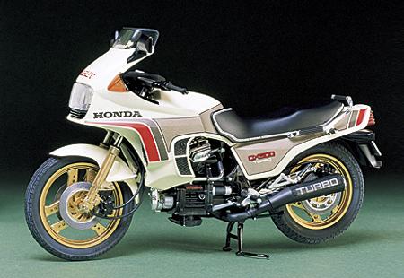 HONDA CX500 TURBO PARTS
