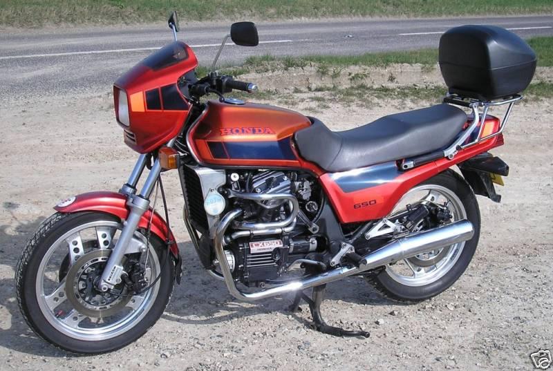 HONDA CX650 EUROSPORT PARTS